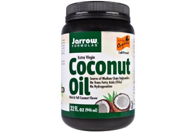 Minyak Kelapa VCO Terbaik Jarrow Formulas Extra Virgin Coconut Oil