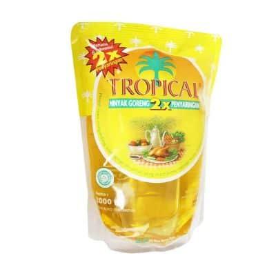 Minyak Goreng Terbaik Tropical