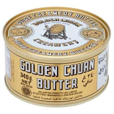 Mentega (Butter) Terbaik Golden Churn Salted Butter