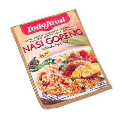 Bumbu Nasi Goreng Instan Enak Terbaik Indofood Oriental Fried Rice