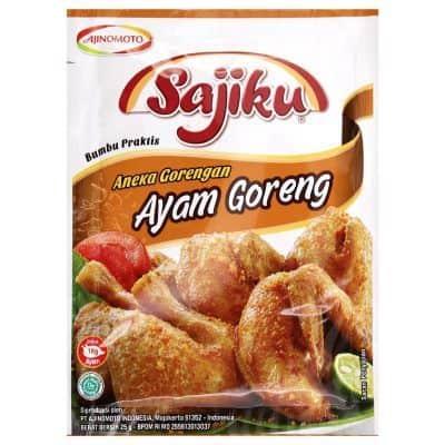 Bumbu Ayam Goreng Enak Terbaik Sajiku Bumbu Ayam Goreng