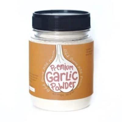 Garlic powder Terbaik Premium Garlic powder