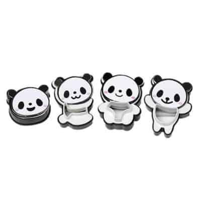 Cetakan Kue Kering Terbaik Panda Cookies Cutter