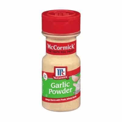 Garlic powder Terbaik McCormick Garlic powder