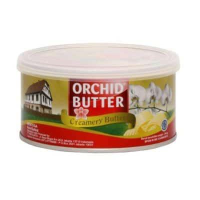 Mentega (Butter) Terbaik Orchid Butter Creamery Butter