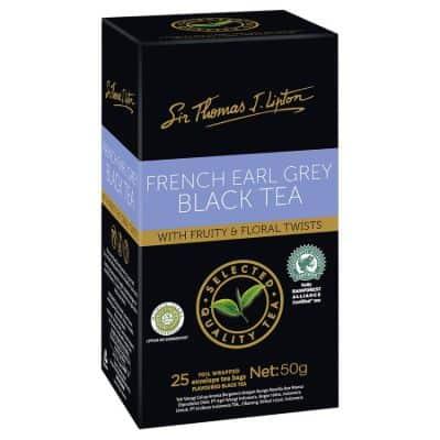 Sir Thomas Lipton Earl Grey Tea Terbaik