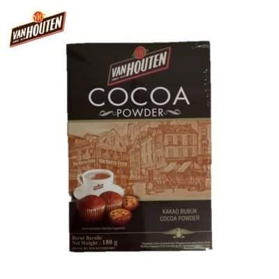 Minuman Coklat Bubuk Instan Enak Terbaik Van Houten Cocoa Powder