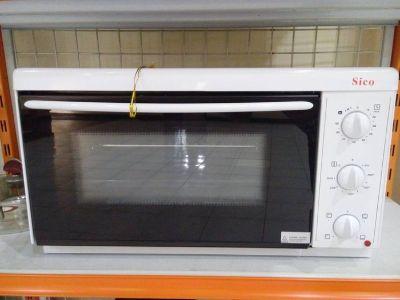 Oven Listrik Low Watt Terbaik Sico Big Oven TK-1150
