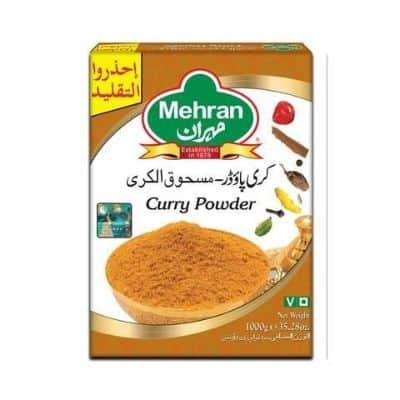 Bumbu Kari Instan Terbaik Mehran Curry Powder