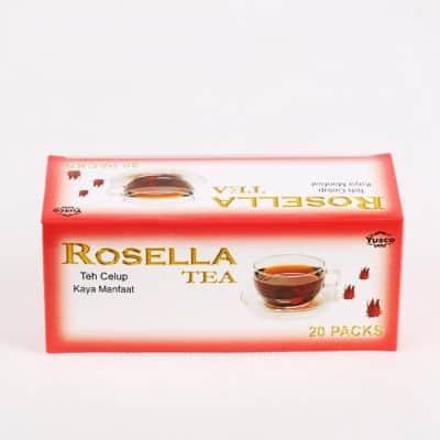 Teh Rosella Terbaik Yusco Rosella Tea