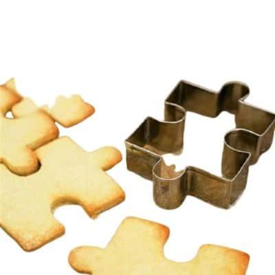 Cetakan Kue Kering Terbaik Bentuk_Puzzle