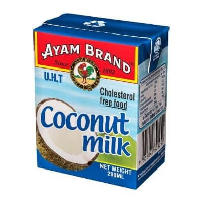 Santan Kelapa Instan Terbaik Ayam Sarl Ayam Brand Coconut Milk