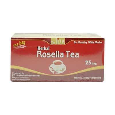 Teh Rosella Terbaik Dr. Liza Herbal Rosella Tea