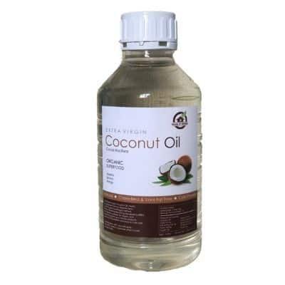 Minyak Kelapa VCO Terbaik House of Organix Extra Virgin Coconut Oil