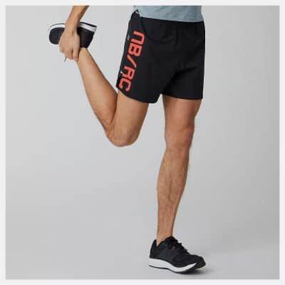Celana Training Pria Terbaik New Balance Printed Impact Run