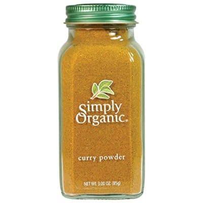Bumbu Kari Instan Terbaik Simply Organic Curry Powder