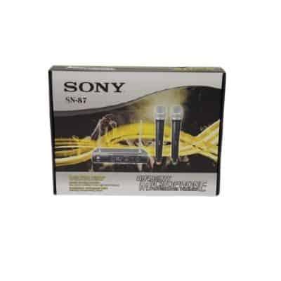 Mic Wireless Terbaik Sony SN87