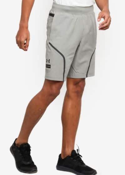 Celana Training Pria Terbaik Under Armour UA Unstoppable Shorts