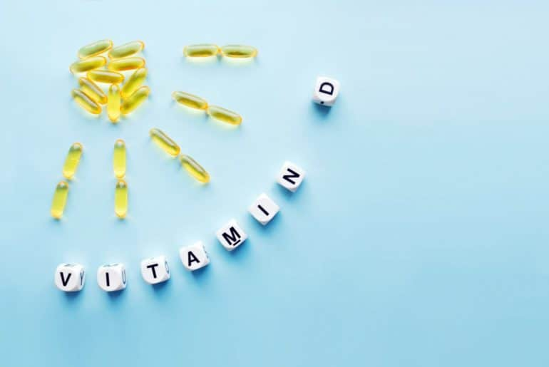 Suplemen Vitamin D Terbaik