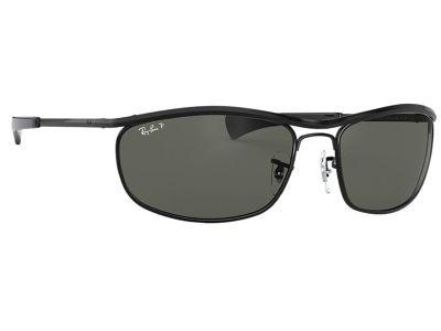 Kacamata Hitam Pria Keren Ray-Ban Olympian Deluxe RB3119M