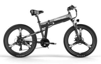 Sepeda Listrik Lipat Lankeleisi XT600