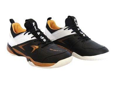 Sepatu Badminton Terbaik Flypower Rio Gold C1