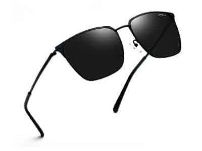 Kacamata Hitam Pria Terbaik Grey Jack Sunglasses Polarized Anti UV 2462