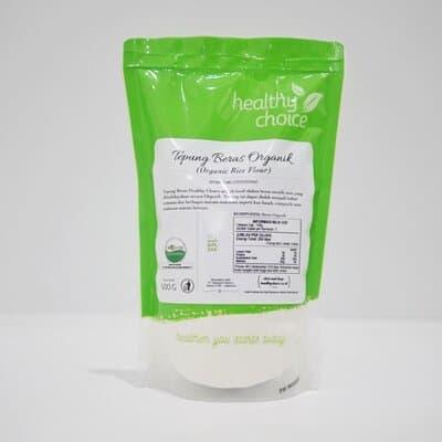 Tepung Beras untuk Bayi Terbaik Healthy organic