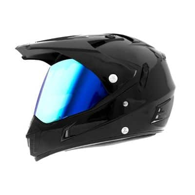 Helm Supermoto Terbaik Helm Snail MX311