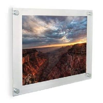 Frame Foto Terbaik Jhana Acrylic Creation A1 Photo Frame