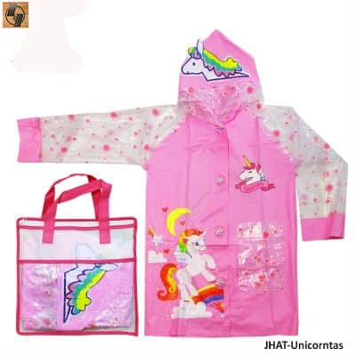 Jas Hujan Anak Terbaik Freemir Jas Hujan Anak Unicorn