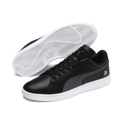 Sepatu Sneaker Pria Terbaik Puma BMW MMS Smash V2 03 11