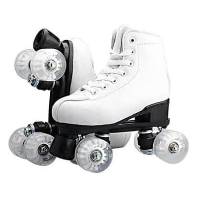 Sepatu Roda Dewasa Terbaik Basecamp double roller quad skate