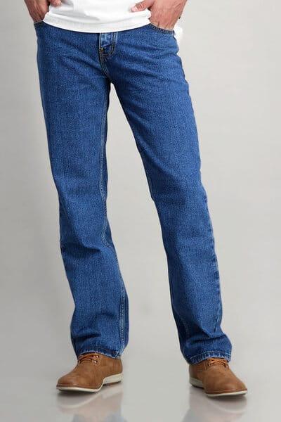 Celana Jeans Pria Terbaik Cardinal celana jeans regular 6