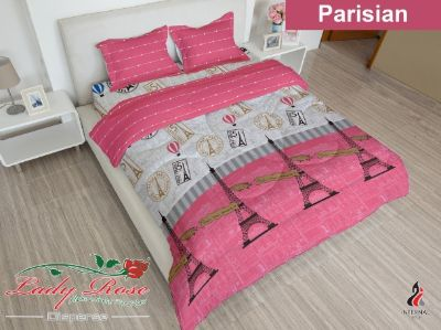 Bed Cover Terbaik Lady Rose