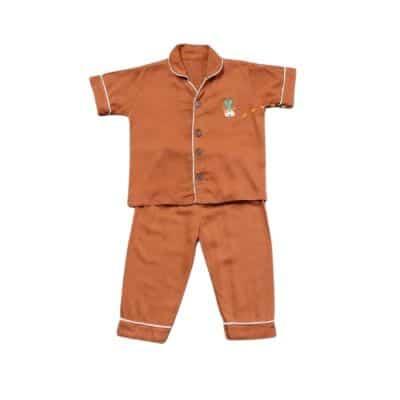 Baju Tidur Anak Perempuan Terbaik Mooi Piyama Anak Baju Tidur Anak Bamboo Viscose