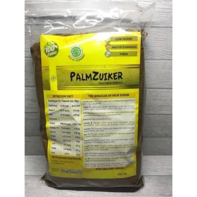 Gula Aren Terbaik dan Enak Palm Zuiker Organik