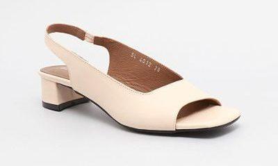 Sepatu Sandal Wanita Terbaik Buccheri Adrielle Nude