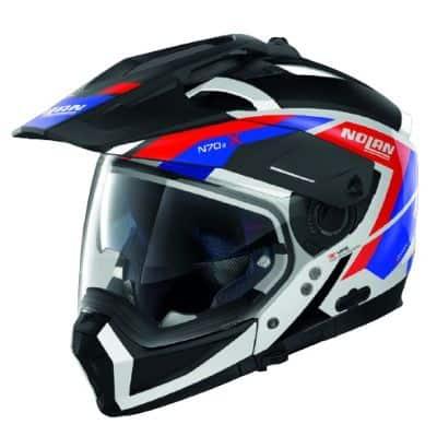 Helm Supermoto Terbaik Nolan N70 2X