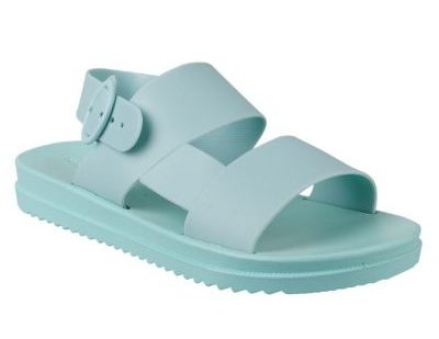 Sepatu Sandal Wanita Terbaik Hush Puppies Justine in Blue