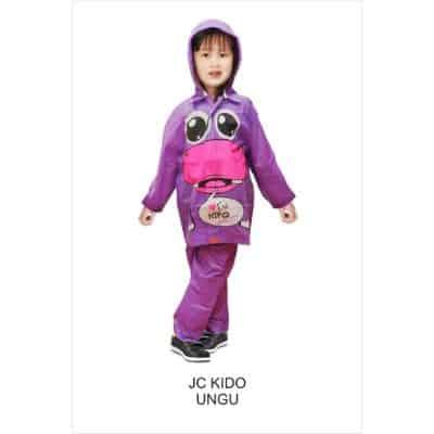 Jas Hujan Anak Terbaik Indoplast Kido Pink