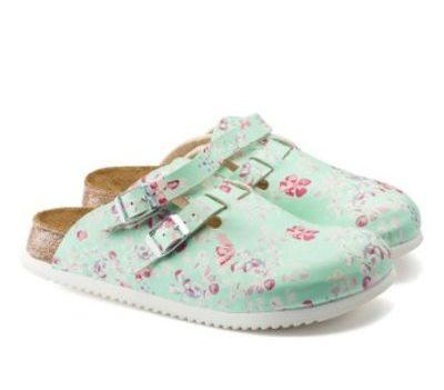 Sepatu Sandal Wanita Terbaik Birkenstock Kay Super Grip Birko-Flor Sandal