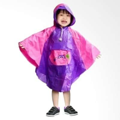 Jas Hujan Anak Terbaik OEM Rainwear Poncho Anak