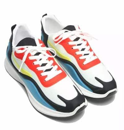 Sepatu Sneaker Pria Terbaik Dr. Kevin Sneakers 889-035