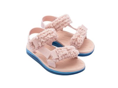 Sepatu Sandal Wanita Terbaik Melissa Papete Fluffy Ad