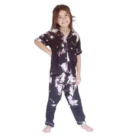 Baju Tidur Anak Perempuan Terbaik Maddie Lee Piyama Kids Pendek Nicola