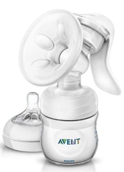 Pompa ASI Manual Terbaik Dengan Botol dari Philips Avent