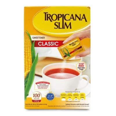 Produk Tropicana Slim untuk Diet Terbaik Tropicana Slim Sweetener Classic