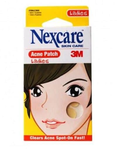 Acne Patch Terbaik 3M - Nexcare Acne Cover Ladies