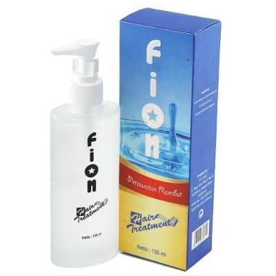 Vitamin Untuk Rambut Rontok Terbaik FION Hair Treatment Serum